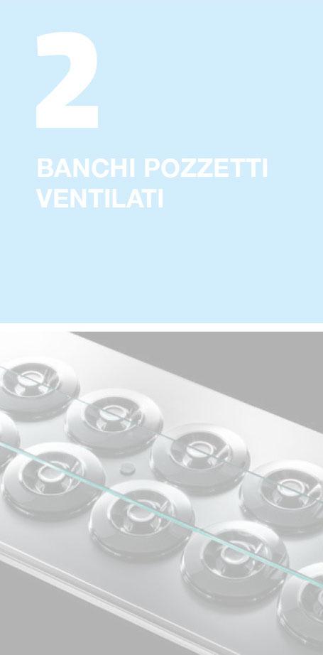 BRX _ 02 banchi pozzetti ventilati hidden