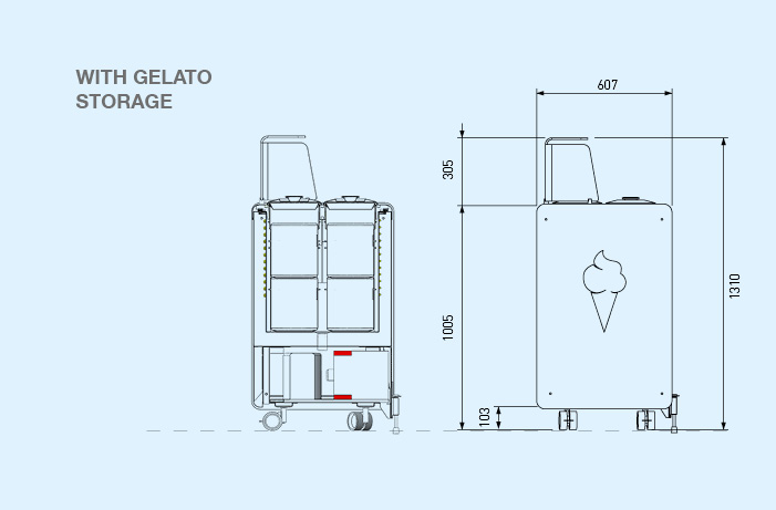 BRX _ Joy, with gelato storage