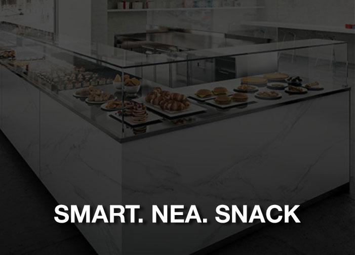 BRX _ Vetrine pasticceria pralineria Smart Nea Snack hover